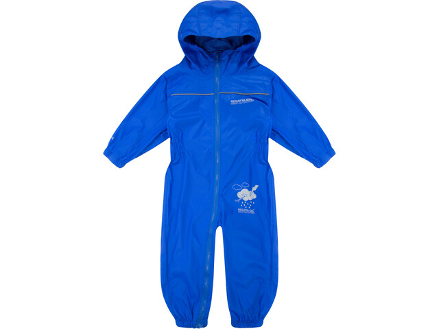 Regatta Puddle IV Mono Niños, oxford blue